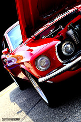 Red Pony (Clutch Photography) Tags: auto show road old family red party usa man money game hot reflection men eye art classic cars ford love beautiful car wisconsin digital 35mm landscape outside person photography rumble team mutt community friend automobile gm power place body muscle mark father wheels calm camaro story part ii killer cannon dodge rod jefferson clutch motor member mopar rims productions v8 junkies