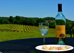 NoboleisBlancPizza (Michael Marty) Tags: vineyard vines winery grapes noboleis missourwine