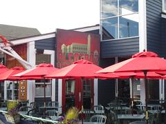 Sockeye City Grill aka Alcatraz Bayview Bistro (Sockeye City Grill) Tags: godzilla steveston