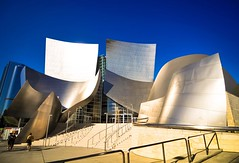 The Walt Disney Concert Hall, Los Angeles (josecarlo1129) Tags: usa architecture la travels nikon tokina nikkor