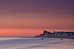 Redcar greets the day. (paul downing) Tags: longexposure summer sunrise nikon filters hitech redcar 0609 gnd pd1001 d7000 pauldowning pauldowningphotography