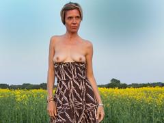 in the field (GateHouse_Digital) Tags: cute tits milf filed