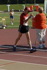 _ACT0279 (mainerunningphotos) Tags: ohio cleveland meter 1500 berea racewalk nationalseniorgames 20130730
