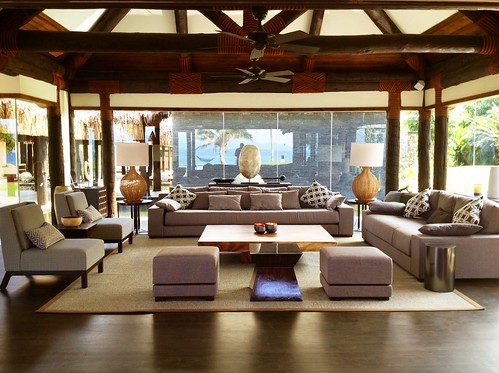 Villa Takali - Fiji - Living