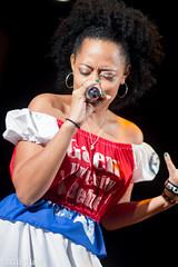_MG_7472 (Virgil Kapel) Tags: red portrait music woman black art dance galen native belize indian performance caribbean creole suriname mestiza paramaribo universit carifesta galenuniversity
