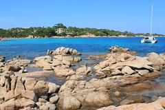 Capriccioli (Gabriele Tudico) Tags: sardegna sea rocks mare granite scogli granito catamarano capriccioli