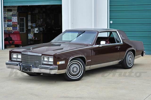 c2661adc122562 1983 Cadillac Eldorado Biarritz (smokuspollutus) Tags  roof red brown  silver gm exterior maroon
