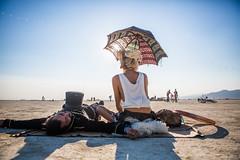 Burning Man 2013 (jamenpercy) Tags: city man black rock nevada cargo burningman burning cult 2013