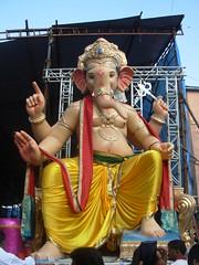 DSCN5657 (Rahul_shah) Tags: festival ganesh mumbai ganapati ganpati lalbaug ganeshotsav ganpativisarjan ganeshvisarjan 2013 ganpatibappamorya khatu
