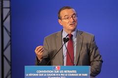 Convention sur les retraites (UMP Photos) Tags: convention ump retraites tatsgnraux mariton 30septembre2013