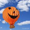 Pumpkin Montgolfier Balloon!