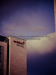 Maldron Hotel, cardiff (KSR CREATIVE) Tags: holiday southwales wales nikon break weekend cardiff hospitality stay karlrobertson maldronhotel p7700