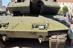 """Leopard 2E (18) • <a style=""""font-size:0.8em;"""" href=""""http://www.flickr.com/photos/81723459@N04/10455353653/"""" target=""""_blank"""">View on Flickr</a>"""