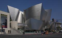 Walt Disney Concert Hall (FMori) Tags: gehry frankgehry