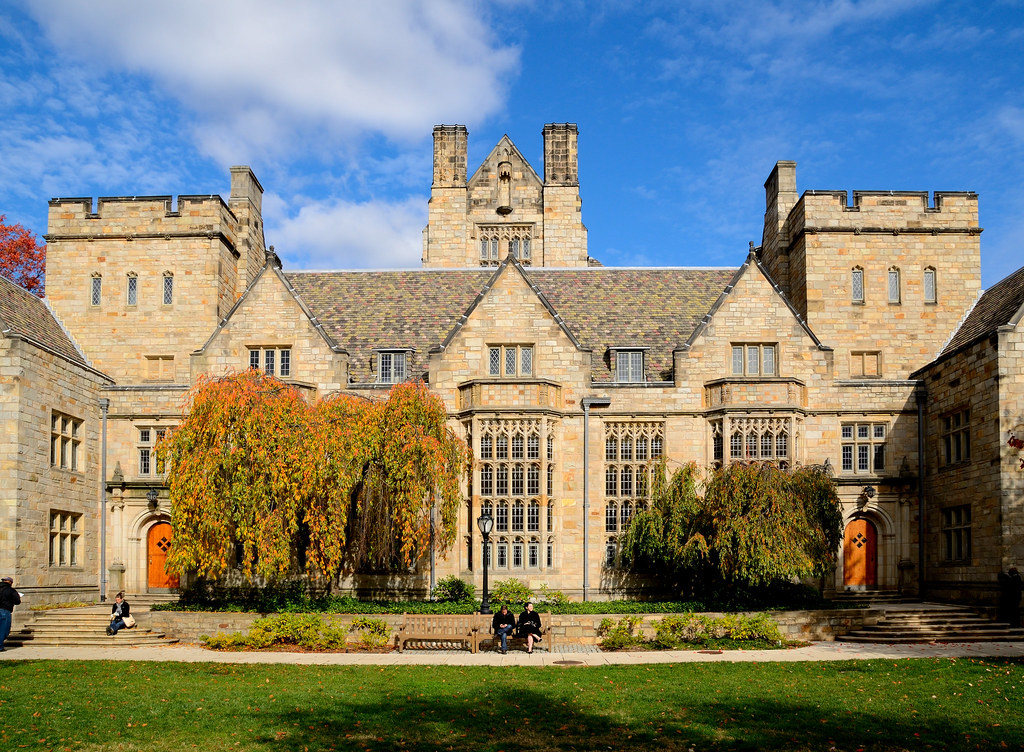 Yale by patrickfranzis, on Flickr
