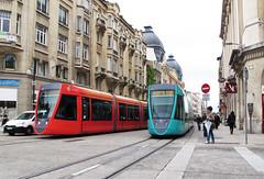 Citura 112 114 Reimsmetropole Explore (Olga and Peter) Tags: france tram frankrijk publictransport 112 reims 114 openbaarvervoer citura reimsmetropole gimg9560
