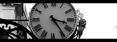 "Three Twenty Four PM (CJS*64 ""Man with a camera"") Tags: york clock blackwhite time panasonic craig ticktock cjs sunter fz45 panasonicfz45 craigsunter click64 cjs64"