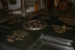 Севастополь, Адмиралтейский Собор св. Владимира, усыпальница адмиралов