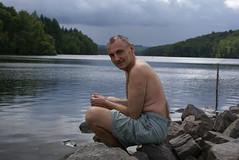 zen- Before storm- Avant l'orage (Dany_de_Paris) Tags: hairy naked man men homme nu poilu senior mature naturiste nudist outside nature bear nude