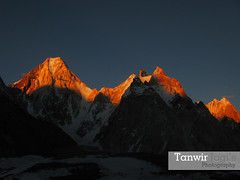Last Light on Gashabrum Range (International Mountain Day) (Tanwir Jogi ( www.thetrekkerz.org )) Tags: travel pakistan light sunset red mountain colour beautiful last trekking trek day g4 colours international cannon concordia k2 traveling tours range lahore treks jogi giv g9 beautifulpakistan karakuram trekkinginpakistan gashabrum coloursofpakistan cannong9 tanwir travelinginpakistan thetrekkerz tourisminpakistan