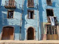 Bosa, Sardinia, Italy (panoround hutter) Tags: italien sea italy castle beach colors sardinia colores oldtown bosa sardinien