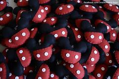 chaveiros (ovelhanegra_toys) Tags: birthday party hand handmade decoration felt mickey short feltro festa decoração enfeite luva fieltro feltcraft feitoamão centrodemesa ovelhanegratoys