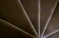 Stair Stain (Padmacara) Tags: stain carpet fan stair lightshadow nikon2485 nikond610