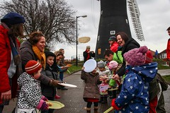 Holgate Windmill pancake day 2014 (7)