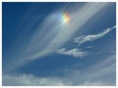 Sundog (Zelda Wynn) Tags: weather clouds rainbow auckland sundog cloudscape cirrus troposphere zeldawynnphotography