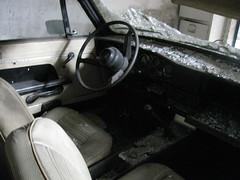 Sunbeam Rapier Fastback coup (Garage Stories) Tags: abandoned athens greece sunbeam rapier sceptre rootes abandonedcardealership fastbackcoup