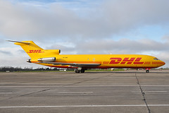 HZ-SND B727-223F DHL(ANAS Aviation) (n707pm) Tags: ireland painting airplane airport aircraft airline boeing dub freighter dhl dublinairport b727 eidw 727f oodhx eirtech hzsnd 1042014 n853aa dublin1stapril2014 anasaviation cn20994