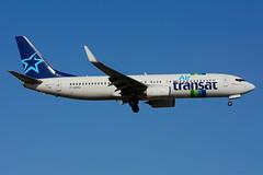 F-GZHJ (Air Transat - Transavia cs) (Steelhead 2010) Tags: airtransat transavia boeing b737800 b737 yyz freg fgzhj