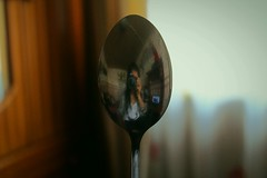 Día 41: Spoon (~ La redécouverte ~) Tags: proyecto365 spoon cuchara reflejo reflection objetos