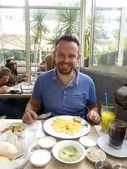 Ontbijt bij Benedict (Tel Aviv)