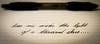 Week 6 (Z A I T Z E V) Tags: 52weekphoto handwriting thinkingoutloud penink cursive week6