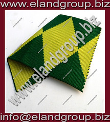 Yellow With green Edges Moire Ribbon (adeelayub1) Tags: yellow with green edges moire ribbon