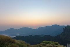 Sunrise at Ratangad (Prabal Pandey) Tags: sahyadri maharashtra ratangad bhandardara mountains nasik igatpuri indianmountains westernghats tokina twilight sunrise