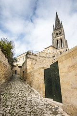 (Chris B70D) Tags: bordeaux france city break citybreak march spring summer hot sun architecture buildings cathedral church light shadow history town view atmosphere europe sky travel photo photography landscape urban old new water canon 70d raw landmark sight seeing relax avec ma belle et magnifique petite amie river st saintémilion saint émilion rural countryside wine vin vinyard