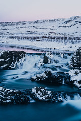 floating (t.basel) Tags: rot iceland island landscape nature snow waterfall waterfalls float floating long time exposure explor discover water iced ice icicle colors reflection mountains mountain hills creek sony a7ii zeiss sonnar 55mm 18 vsco kodak ektar