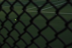 (brandonspruill) Tags: bronx nyc park vancortlandt ball tennis tenniscourt lorde