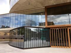 The Blavatnik School (allispossible.org.uk) Tags: theblavatnikschool oxford modern architecture windowoftheworld