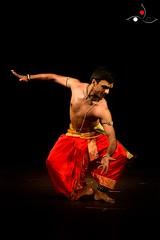 Parshwanath_8 (akila venkat) Tags: bharatanatyam parshwanathupadhye maledancer dancer art culture performance indiandance classicaldance bangalore sevasadan