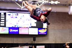 DU Gymnastics - Courtney Loper (brittanyevansphoto) Tags: collegegymnastics ncaagymnastics denvergymnastics balancebeamdismount twisting