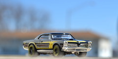'67 GTO (FOXHOUNDS_FINEST) Tags: pontiac gto 1967 hotwheels hotrod musclecar diecast photography toyphotography toys toy nikon realism realistic