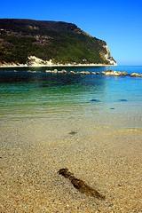 Sirolo - Spiaggia dei sassi neri (Daniele Torreggiani) Tags: mare sea spiaggia beach sirolo marche riviera conero acqua
