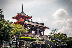 Kyoto 10 (___Oscar___) Tags: 2016 estate giappone japan kyoto sigma canon eos 70d 2470 wideangle city contrast colours capital architecture ancient asia antica art shoot dinamic flickrunitedaward hdr lovelycity temple urban urbanlovers urbanscape picture photo