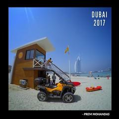 DUBAI 2017 («DreamwizarD») Tags: baywatch beach holiday dubai