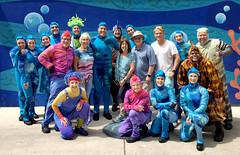 Cast of Finding Nemo (Alida's Photos) Tags: nemo findingnemo musical cast meetandgreet