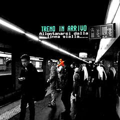Metropolitana di Roma (pom.angers) Tags: panasonicdmctz30 february 2017 rome roma lazio italia italy europeanunion metro people 100