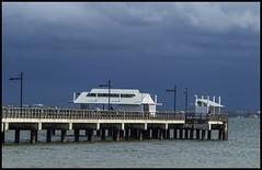 Rain approaching Woody Point-2= (Sheba_Also 11.8 Millon Views) Tags: rain approaching woody point